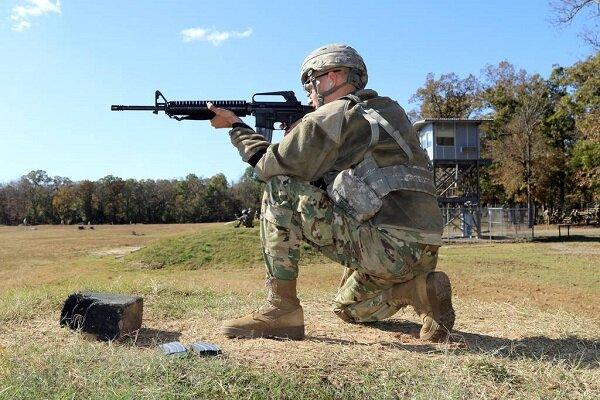 تیراندازی در پایگاه نظامی آمریکا/ ۵ نفر زخمی شدند