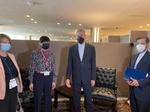 وزیر خارجه نروژ به تهران دعوت شد