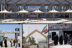 آخرین وضعیت مرزهای زمینی به سمت عراق/ مرز به روی زائران کماکان بسته است