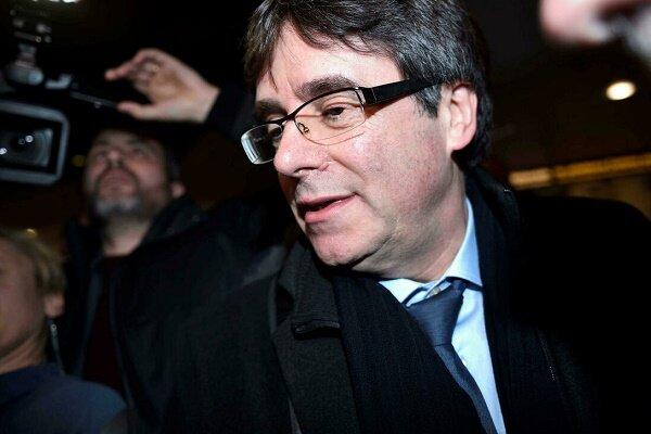 رهبر استقلالطلبان کاتالونیا اسپانیا دستگیر شد