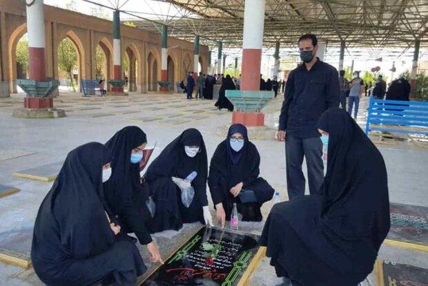 شهادت ۲۵ فرهنگی آبادان جایی درتقویم ندارد/ معلمانی که هنوزگمنامند