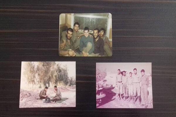 پشت جبهه ای به پهنای ایران/ تراش ادوات جنگی در یک کارگاه کوچک