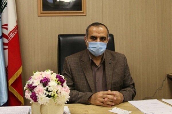 بستری ۱۰۳ بیمار کرونایی طی شبانه روز گذشته در گیلان