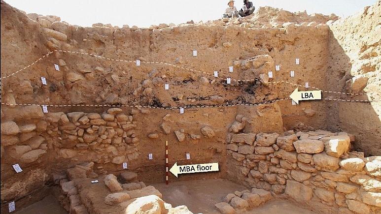 عامل ویرانی شهر قوم لوط، یک شهاب سنگ بوده است