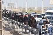 مرزهای زمینی خوزستان بسته است