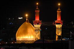 ۱۱۸۱ کرمانی به کربلا اعزام شدند