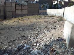 تنها مدرسه محله حسن آباد کرج تخریب شده است