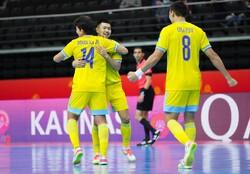 تقابل ایران با بهترین خط دفاعی جام جهانی فوتسال