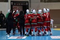 Iran finish Asian Women's Handball C'ship in 4th place