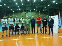 قهرمان مسابقات بسکتبال سه نفره مشخص شد