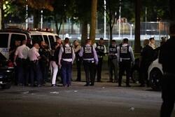 ۳ افسر پلیس آمریکا در کمین یک ضارب مسلح کشته و زخمی شدند