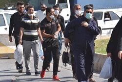 زائران حسینی هنگام بازگشت به کشور مراقبت میشوند