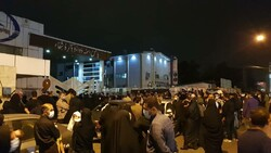 مازندران غرق در سوگ و ماتم شد/تشکیل ستاد ارتحال در فرمانداری آمل