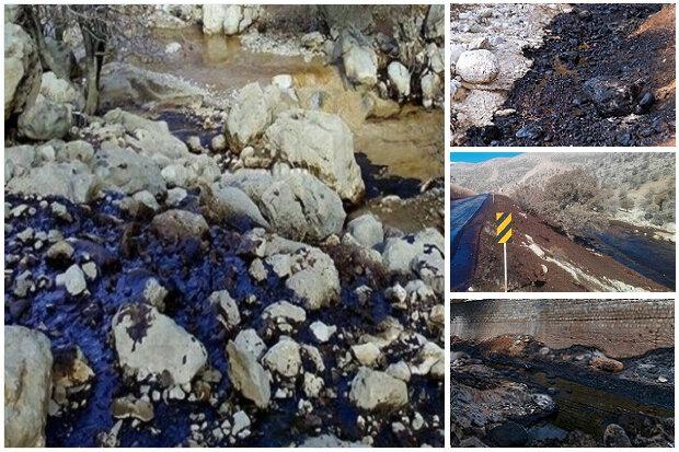 دلِ پُر خون «سرخون» از آلودگی نفتی/ جبران خسارات مردم فراموش شد!