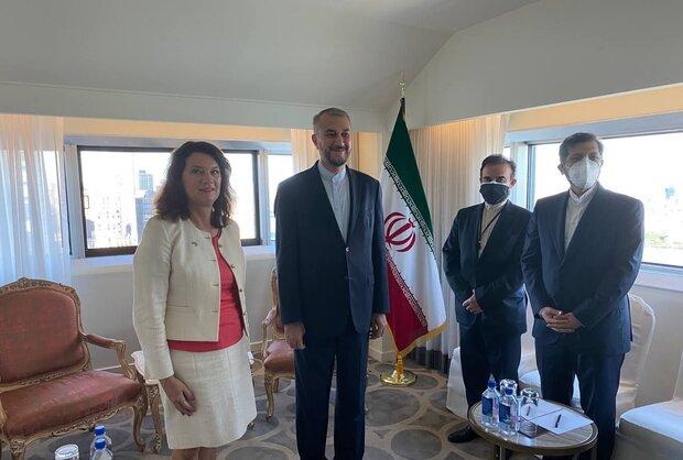 پیگیری دادگاه یک تبعه ایرانی در دیدار وزرای خارجه ایران و سوئد