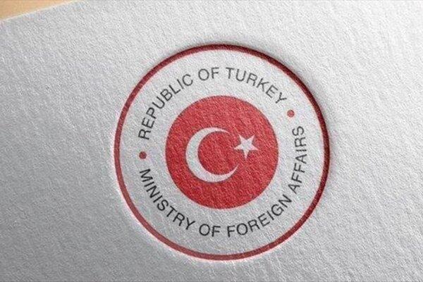 دیدار معاون وزیر خارجه ترکیه با دیپلماتهای روسیه و فرانسه