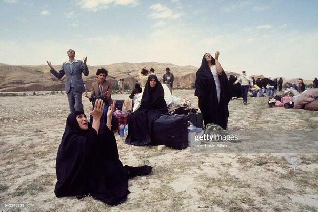 روایت دفاع مقدس از قاب عکسهای عراقی