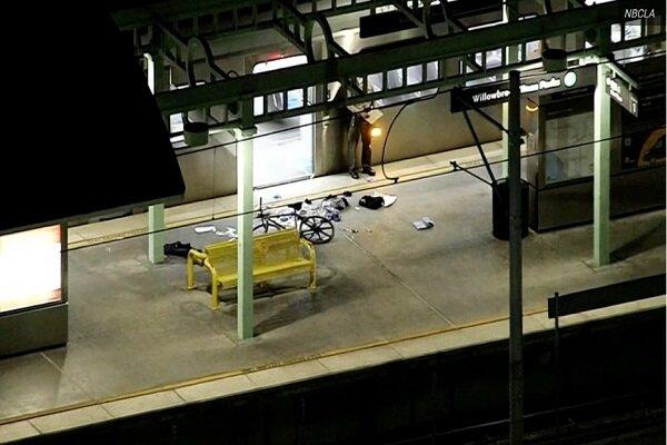 Four people injured in shooting in Los Angeles