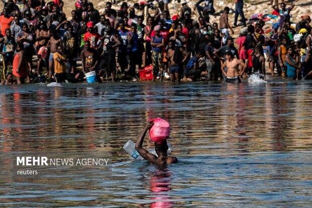 اخراج مهاجران هائیتی از آمریکا