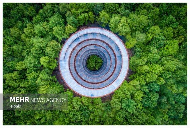 زیباترین عکسهای هوایی 2021
