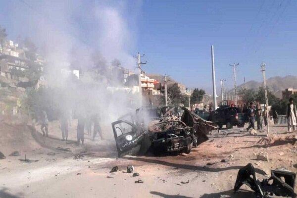 2 security forces killed in landmine blast in Afghanistan