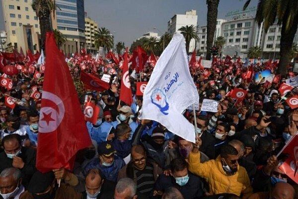 Tunus'taki Nahda Hareketi'nde üst düzey istifa