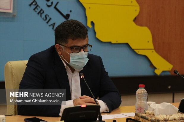 ۲۰۷ نفر در بخشهای کرونایی بیمارستانهای بوشهر بستری هستند