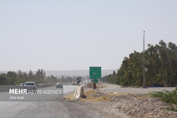 آخرین وضعیت مرز مهران/ مسدود شدن مسیرهای منتهی به پایانه مرزی