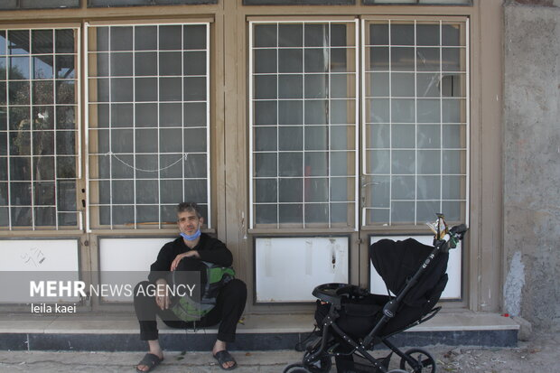 سرگردانی هزاران نفر در مرز مهران