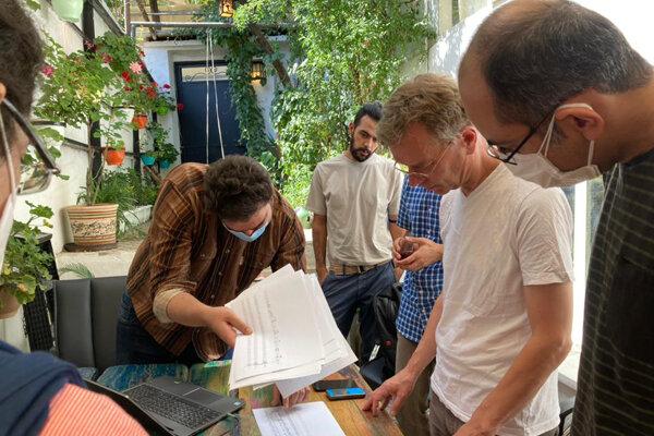 حضور یک آهنگساز آلمانی در کرج برای برگزاری چند کارگاه آموزشی
