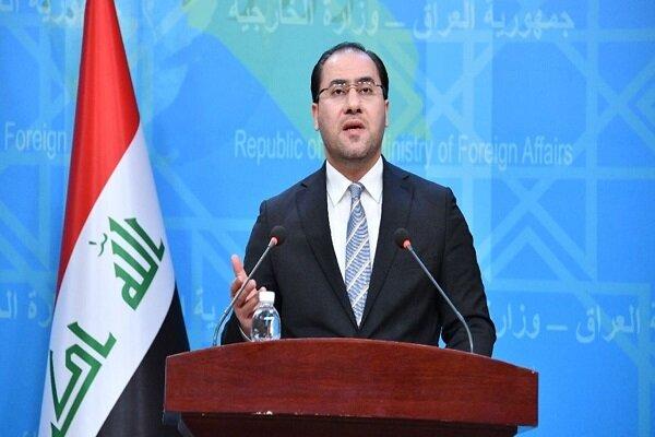 موقف العراق ثابت من القضية الفلسطينية
