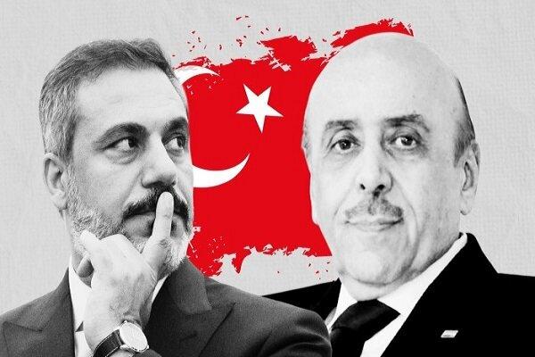دیدار مسئولان ارشد اطلاعاتی ترکیه و سوریه با میانجی گری الکاظمی