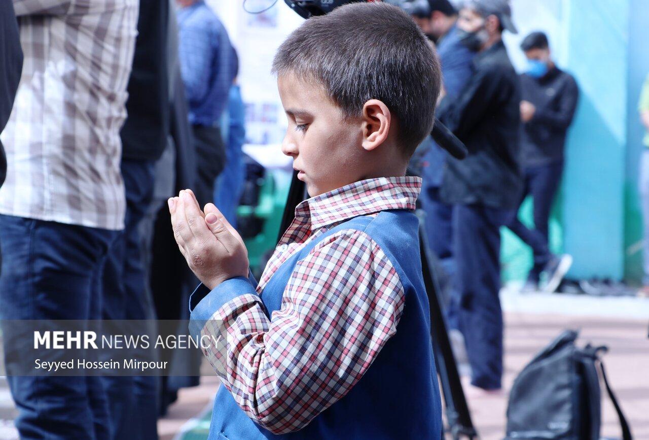 آغاز سال تحصیلی در روستای اسماعیل آباد مشهد