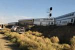 ABD'de tren kazası: 3 ölü, 50 yaralı