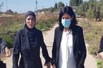 خالده جرار نماینده زن اسیر فلسطینی آزاد شد