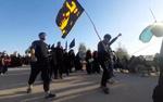 حضور زائران اربعین حسینی در عراق