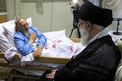 رہبر معظم انقلاب اسلامی آیت اللہ حسن زادہ آملی کے پیکر پاک پر نماز میت ادا کریں گے