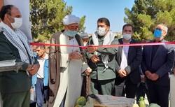 یادمان شهدای گمنام دفاع مقدس در جعفرآباد مغان افتتاح شد