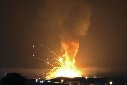 Two missiles hit weapons depots of Saudi-led forces in Ma'rib