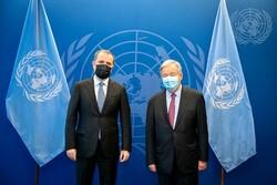 Guterres, Azerbaycan ve Ermenistan dışişleri bakanları ile görüştü