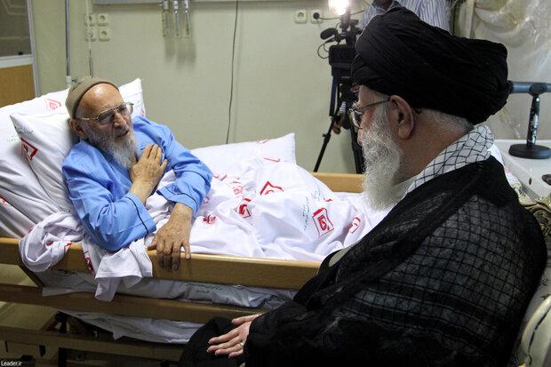 پیام تسلیت رهبر انقلاب اسلامی در پی درگذشت آیتالله حسنزاده آملی