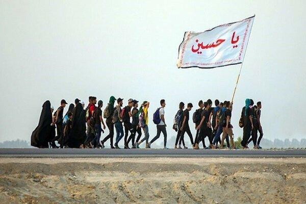 انتقال ۹ هزار و ۲۶۰ زائر اربعین از فرودگاه مشهد