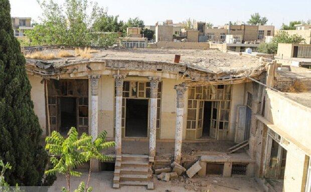 خانه ناجی ثبت ملی میشود