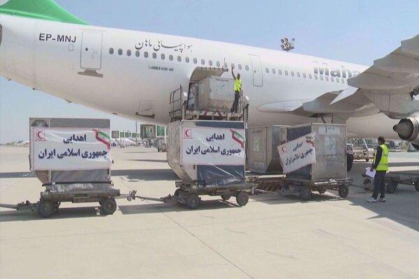 İran'ın Afganistan'a insani yardımları sürüyor