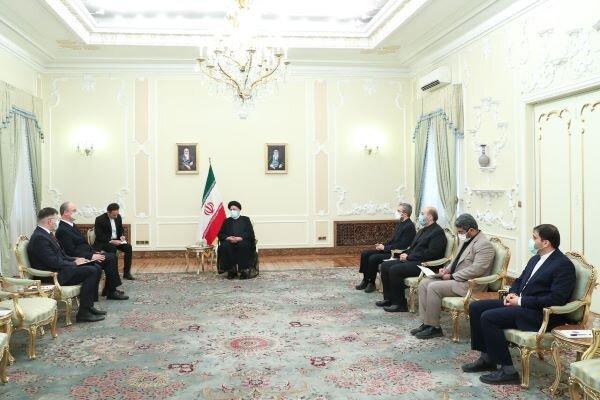 Raeisi calls for boosting Tehran-Minsk economic relations