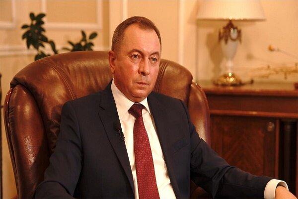 وزیر خارجه بلاروس از اصلاح قانون اساسی کشورش خبر داد