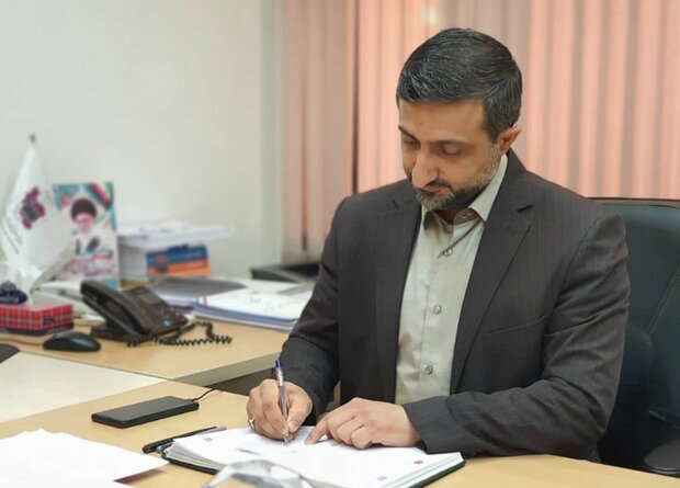 سید حامد عاملی به عنوان استاندار اردبیل انتخاب شد