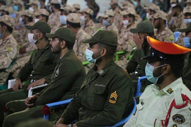 اولین یادواره شهدای سرباز اراک برگزار شد