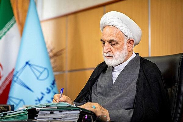 پیام تسلیت رئیس قوه قضاییه به مناسبت رحلت علامه حسنزاده آملی