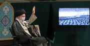رہبر معظم کی آن لائن موجودگي میں تہران یونیورسٹی میں اربعین کی مناسبت سے مجلس عزا منعقد